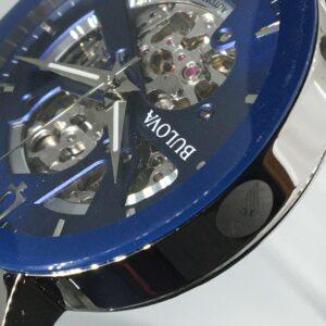 Reloj grabado con laser